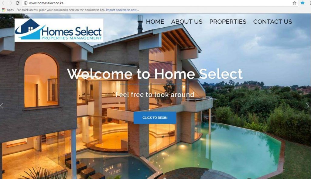 Home select Property Management